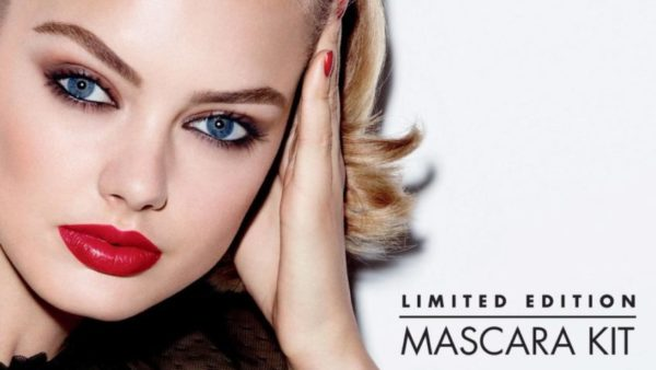 Limited Edition mascara-kits